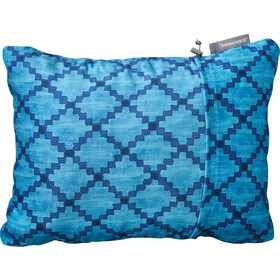 Therm-a-Rest Compressible Pillow M blue heather